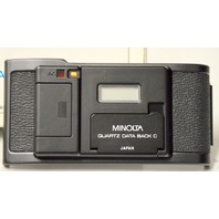 Minolta Quartz Data Back C for AF-C Film Camera - NIB - New Old Stock-8746-200