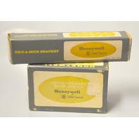 2 Vintage Honeywell items: Quick Release Shoe Mount & Tilt-A-Mite Bracket