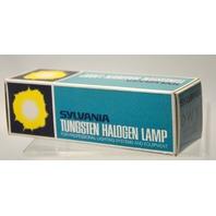 Sylvania DWY Tungsten Halogen Lamp 650 W - 120V for camera equipment
