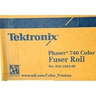 Tektronix Phaser 740 Color Laser Printer Fuser Roll 016-1663-00 - New Old Stock