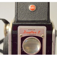 Vintage Kodak Duaflex II Camera with Kodak Lens. Untested As - Is.