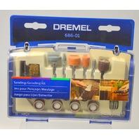 Dremel #686-01 Sanding / Grinding Kit