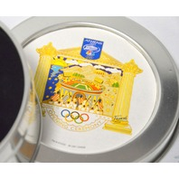 NBC Olympic  Athens Opening Ceremony 2004 Pin In Tin LE 0639 / 1000