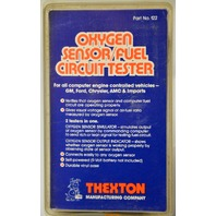 Thexton #122 - Oxygen Sensor / Fuel Circuit Tester.