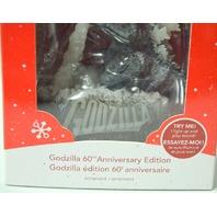 "American Greetings Ornament ""Godzilla 60th Anniversary Edition-Lights and Sound"