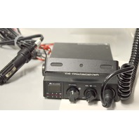 Midland #77-104 Vintage 40 Channel CB Radio with Mic and Owner's Manual.