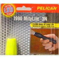 Pelican MityLite 1990 3N #1990-015-245- New Old Stock Yellow
