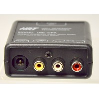 Hall Research  Model UBL-CPA Isolated Composite Video, Mono Audio