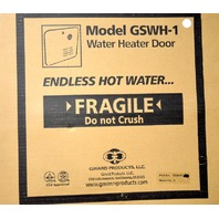 Girard RV Tankless LP Water Heater Replacement Door #GSWH-1