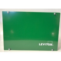 Leviton REV16-110 GreenMax Remote Low-Voltage Input Cabinet 100-277 VAC