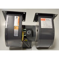 Dayton Model 1TDP8 Blower 1894CFM@Free Aiir, 1/40 HP,115V, Hz50/60,2750/3150