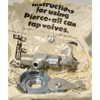 """Pierce-ALL"" Refrigeration Can Tap Valve CT-3.  New Old Stock"