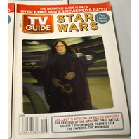 5 Star Wars 2005 TV Guides - With Special Effects Cover - more info below. Bag 3