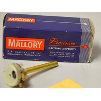 Mallory U46 Midgetrol 250K OHM #4 Taper. - New in box.