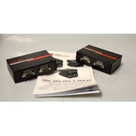 2 - Hall Research Model 200 Dual Video Splitter and User's Manual