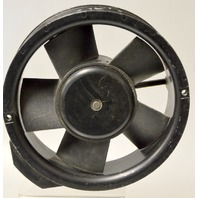 "Papst TYP 6124, 16V-DC, 4,9W - 32V-DC, 17W 6 3/4"" Fan -Made in W Germany."