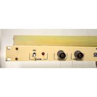 Gentner SPH-3 Phone System