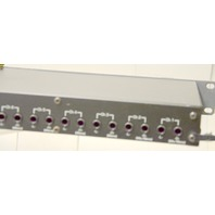 Ashly LX308 Stereo Eight Channel Line Level Mixer