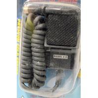 Diesel Premium Amplified Power Mic, Diesel 4-6 w/5Pin Locking Male Din Plug.
