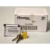 12 - Master Lock V-Line  #4YH20  Key:213