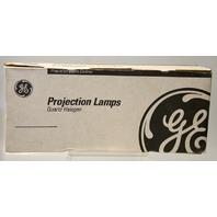 GE - Box of 10 Projection Lamps Quartz Halogen - 82V 360W #41705