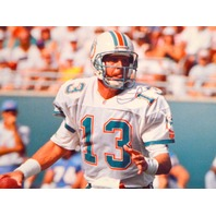 Dan Marino #13 Miami Dolphins Autographed Picture