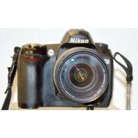 Nikon D70 body  2 batteries, Tiffen 62mm SKY 1-A Filter and Tamron 28-200 Lens.