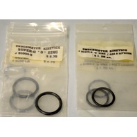 """16 Underwater Kinetics """"O"""" Rings, different sizes for flashlights and more. #D2106-0"""