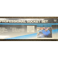 "Grip 26-Piece 1/2"" SAE Dr. Professional Socket Set - #PSS-264  NIB"