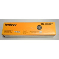 Brother TN-5000PF Black Toner Cartridge - New in Box.