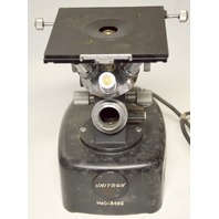 Vintage Unitron MeC-3462 Metallurgical Microscope - Pre-Owned