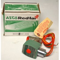 "ASCO Red Hat II 3/8"" Solenoid Vavle #8210G036E  -New in box."