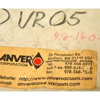 """Anver Mini Vacuum Pump Ejector VR05 - 1/4""""NPT"""
