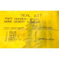 Haskel #17325 Seal Kit, Gas End Cap - NIP
