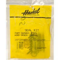 Haskel #17325 Seal Kit, Gas End Cap - NIP