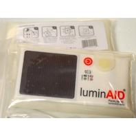 LuminAID PackLite 16 Inflatable Solar Light - Set of Two. Solar Lantern.