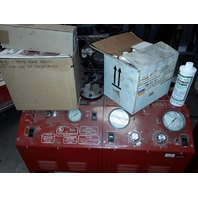 White Industries Recovery Recycling Units, 2 - R134A  One working  and one for parts.