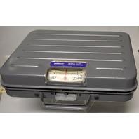Pelouze 250 lb Capacity Heavy Duty Utility Scale-Metal Scale #P250S w/Lock