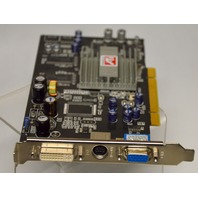 Video Card P/N:87-TC25-02-SA 256M 128bit PCI VGA TVO DVI 1