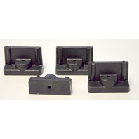 Pelican Peli-Quick Mounts Set of 4 Used for special equipment inside case.PL1507