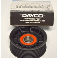 Dayco #89008 Light Duty, Idler/ Tension PUlley 5.00 lbs
