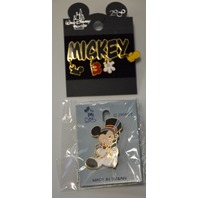 6 Mickey Mouse Collectible Pins -#018679103