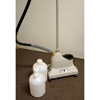 Jiffy Steamer 0221 J-2 Professional Garment Steamer w/extra Bottle for water.
