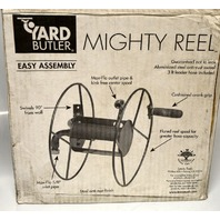 "Yard Butler SRM-90 Mighty Hose Reel fits 75' of 5/8"" Hose - New Old Stock"