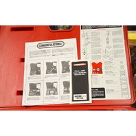 Stanley Proto Ease Bearing Separator Set #J4390B - 5 pc set.