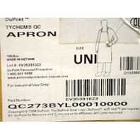 Dupont TyChem ProShield Apron 100 per box Uni Size D13396835