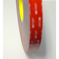 """3M RP45F Gray VHB Tape - 1"""" x 36 Yd. Double Sided"""