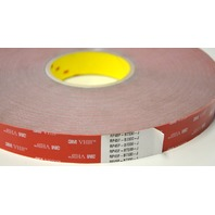 "3M RP45F Gray VHB Tape - 1"" x 36 Yd. Double Sided"