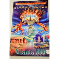 The Official Sports Guide of the Centennial Olympic Games - Atlanta 1996. #1896