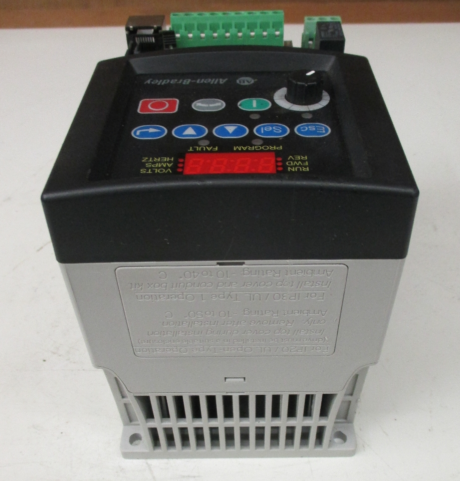 Allen Bradley Powerflex 40 Drive Manual
